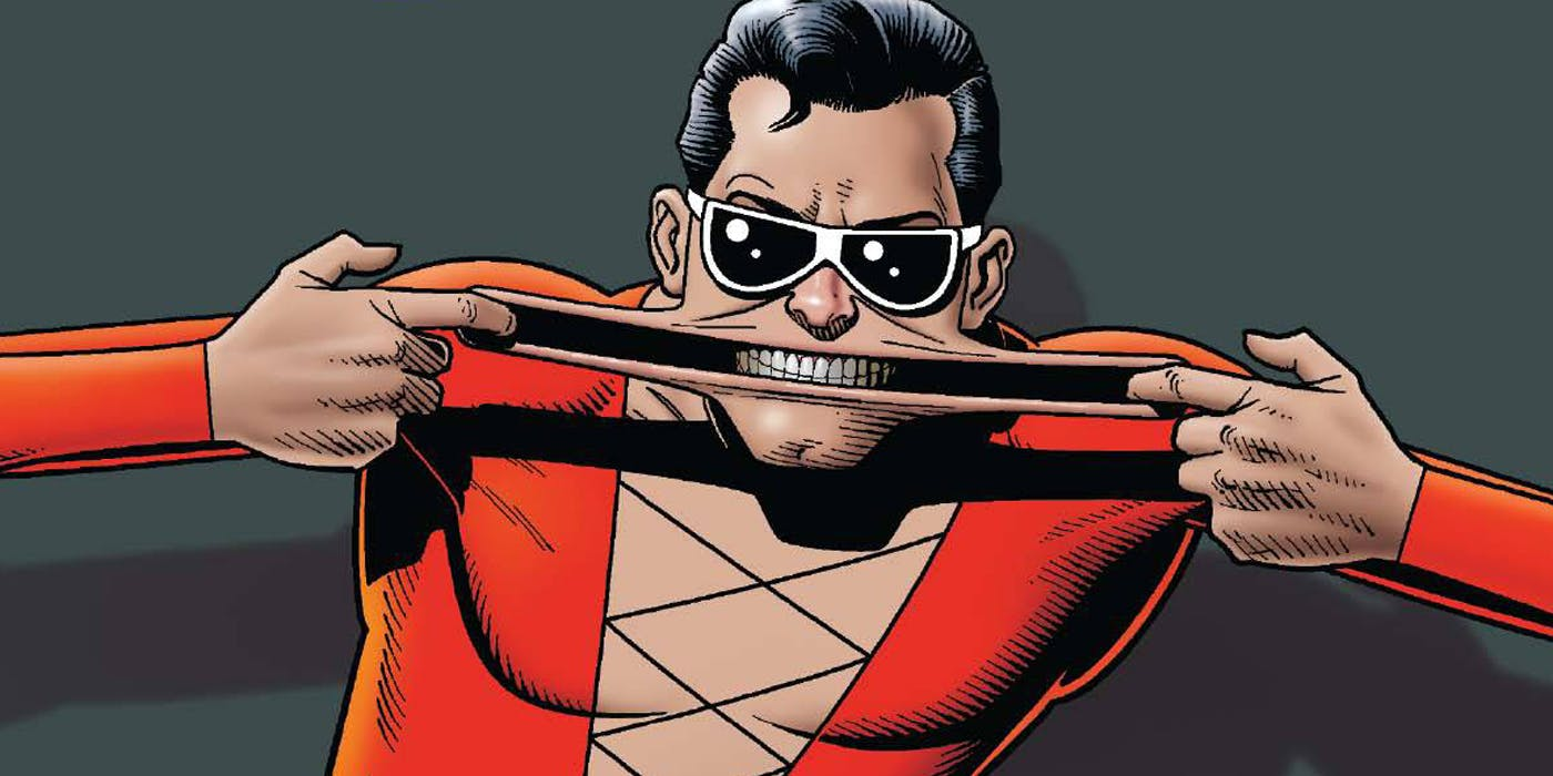 Doctor Dc Podcast Elongated Man